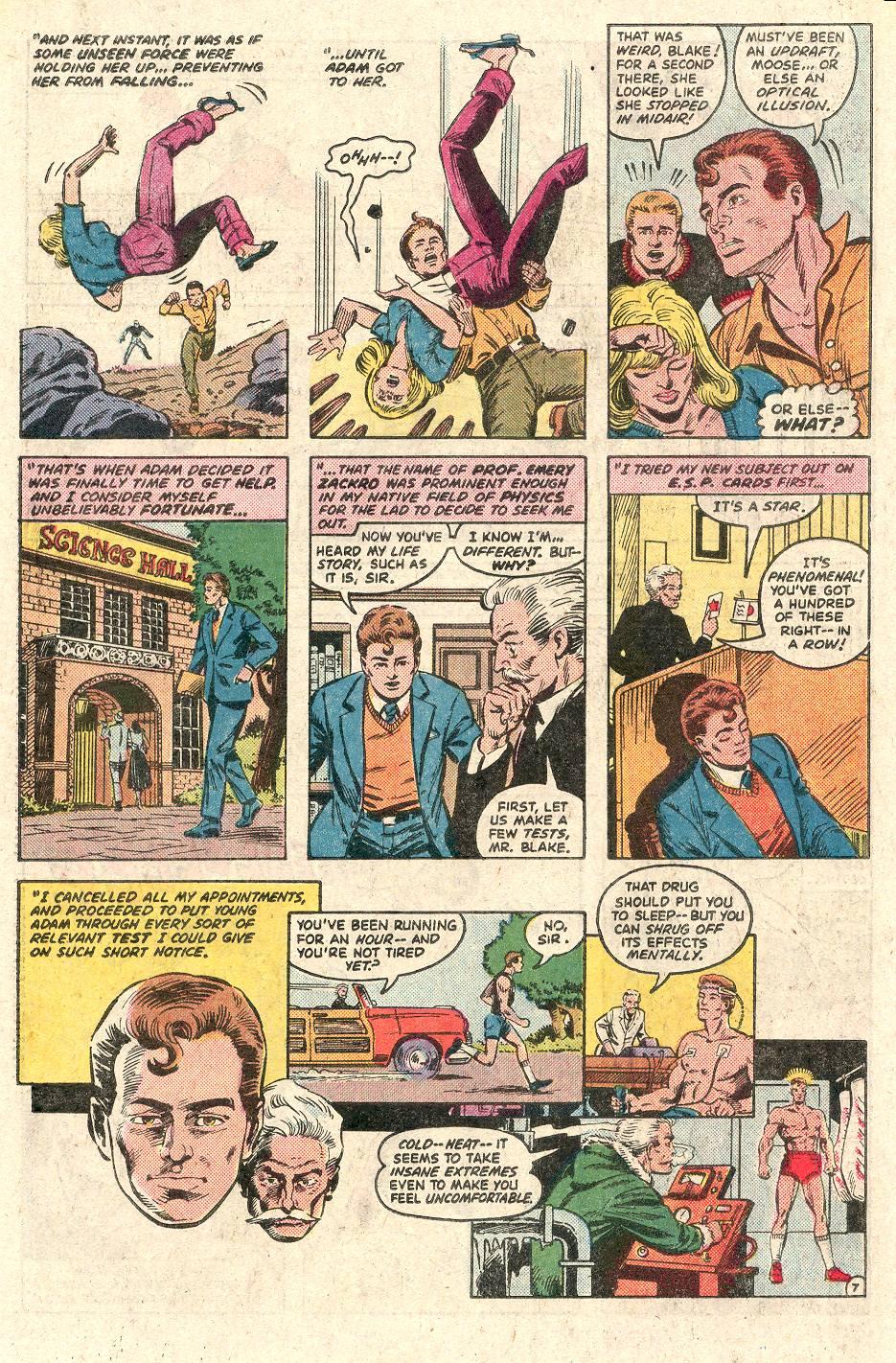 Read online Secret Origins (1986) comic -  Issue # _Annual 1 - 44