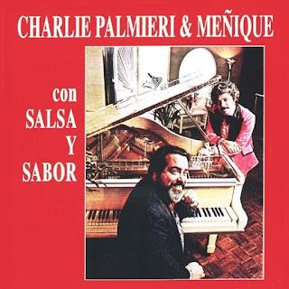 CON SALSA Y SABOR - CHARLIE PALMIERI & MEÑIQUE (1977)