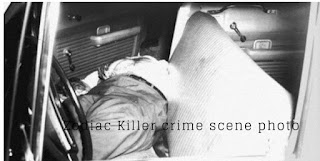 Crime Scene by Zodiac killer