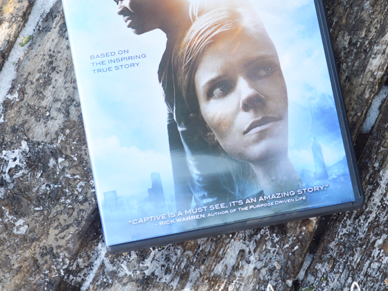 Discovering God's Purpose: A Captive DVD Review & Giveaway #CaptiveMovie #FlyBy