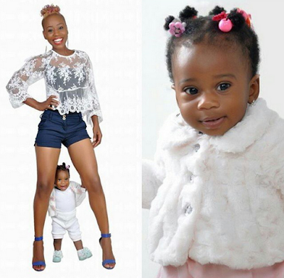 Pregnant Nollywood actress, Ijeoma Agu Takes It All Off In