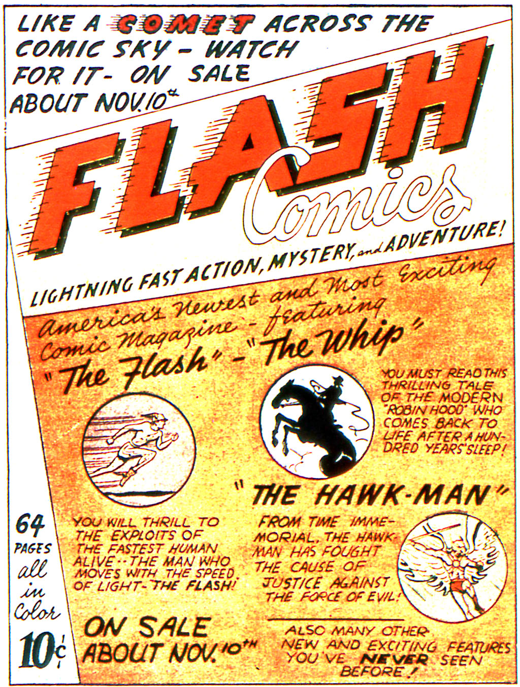 Read online Action Comics (1938) comic -  Issue #19 - 46