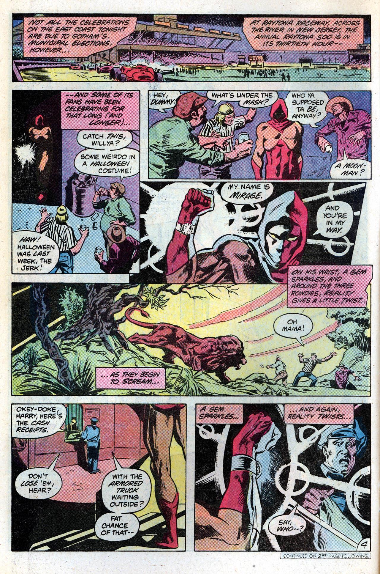 Detective Comics (1937) 511 Page 5