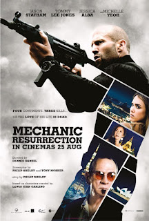 Mechanic: Resurrection ( 2016 )