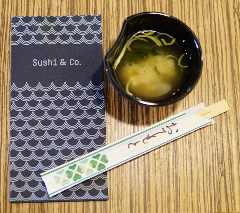 silja serenade ravintola, sushi, sshimi, maki, misokeitto
