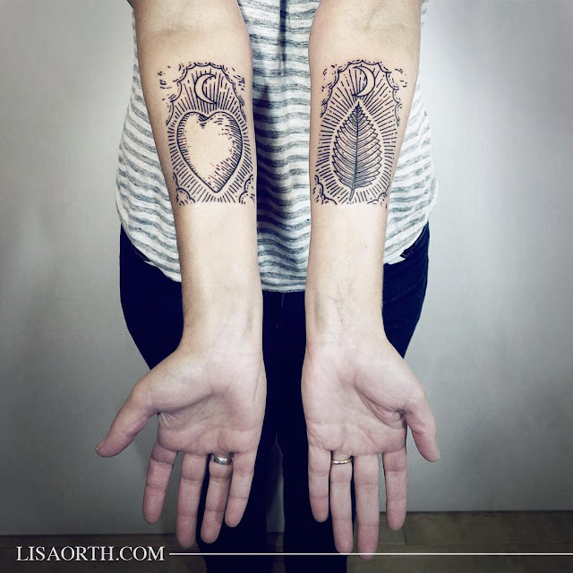 amazing, beautiful heart tattoo-6