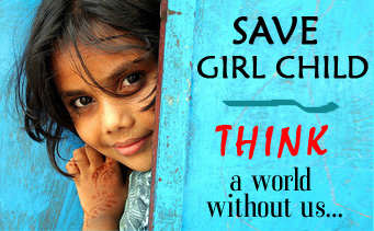 Save Girl Child Quotes