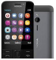 Nokia 230 dual sim with usb