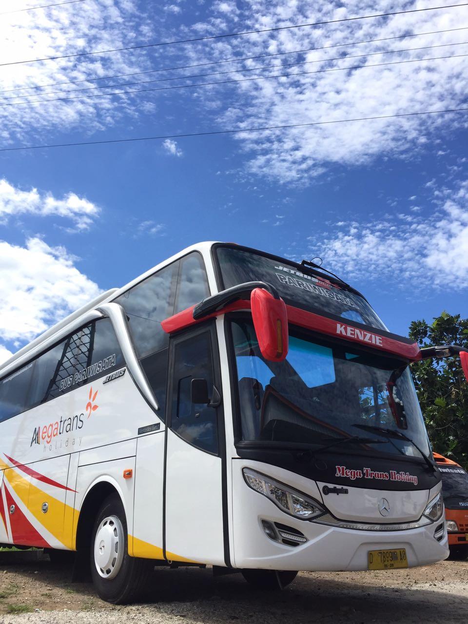 Sewa Bus Pariwisata di Bandung Murah Berkualitas