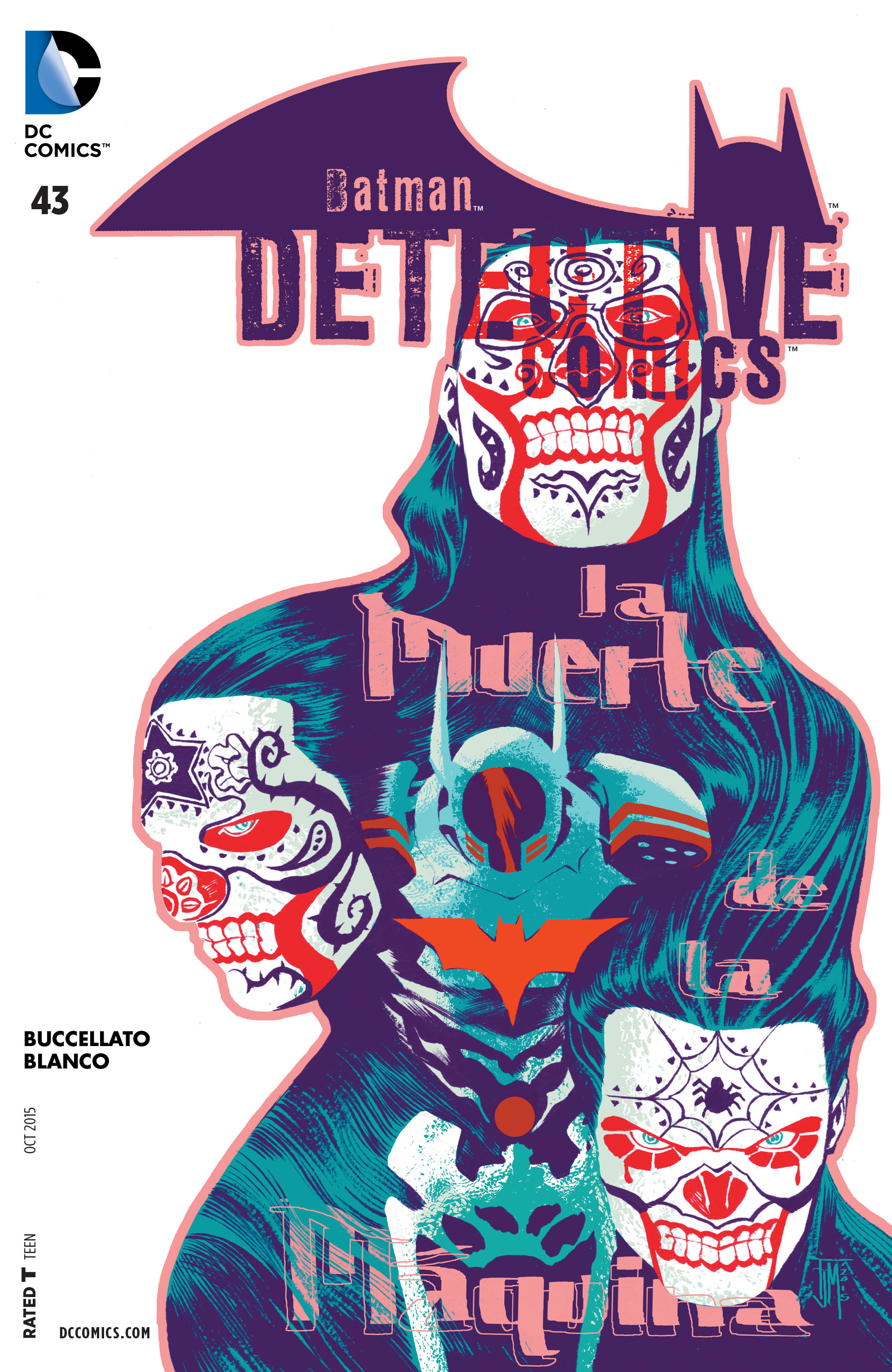 Detective Comics (2011) 43 Page 1