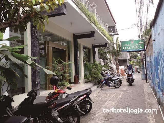 Malioboro Garden Hotel Penginapan murah di Sosrokusuman Malioboro