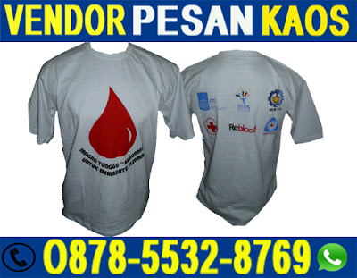 Konveksi Jasa Konveksi Kaos Oblong, Poloshirt Berkerah di Surabaya