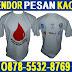 Alamat Jasa Konveksi Kaos Oblong, Poloshirt Berkerah di Surabaya