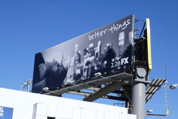 Better Things season 3 billboard