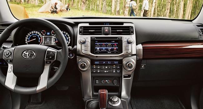 2018 toyota 4runner limited future cars for Interior 4runner 2017