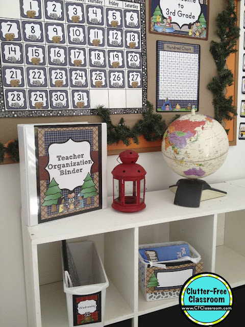 Free Classroom Decoration Ideas ~ Camping themed classroom ideas printable