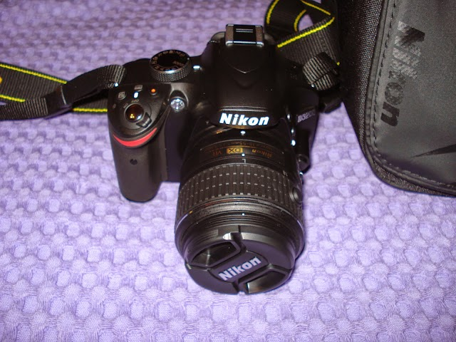Nikon D3200 DSLR camera - consumer review