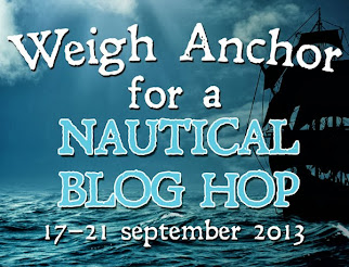 WEIGH ANCHOR for a NAUTICAL BLOG HOP