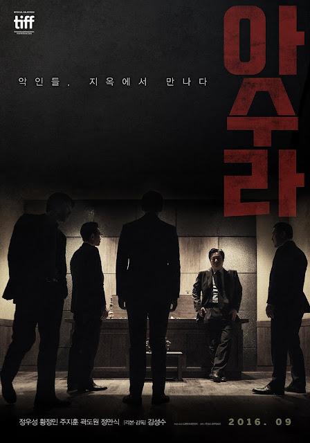 Film Korea Terbaru: Asura :THE CITY OF MADNESS (2016) Film Subtitle Indonesia Full Movie Gratis