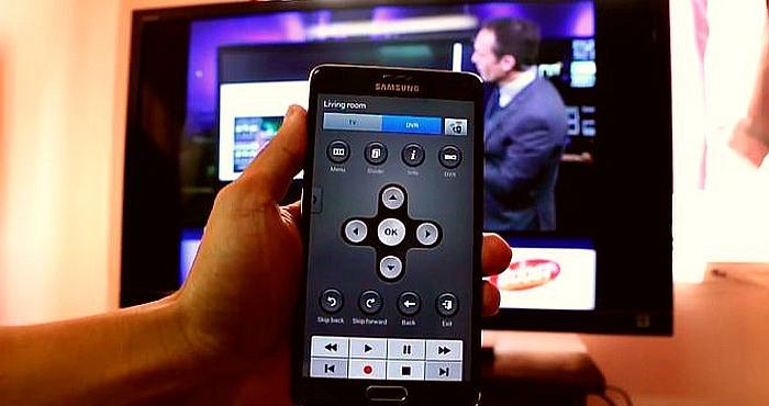 Utilizar nuestro Smartphone como mando TV
