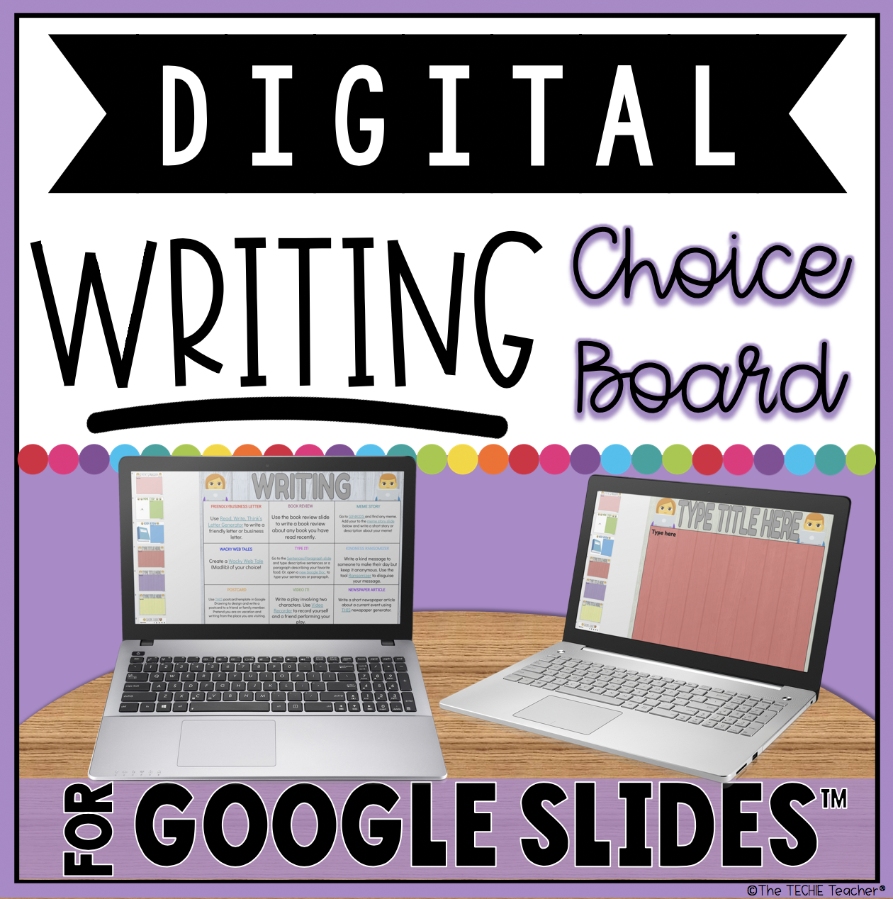 Helpful Ideas for 1:1 Chromebook Classrooms | The Techie