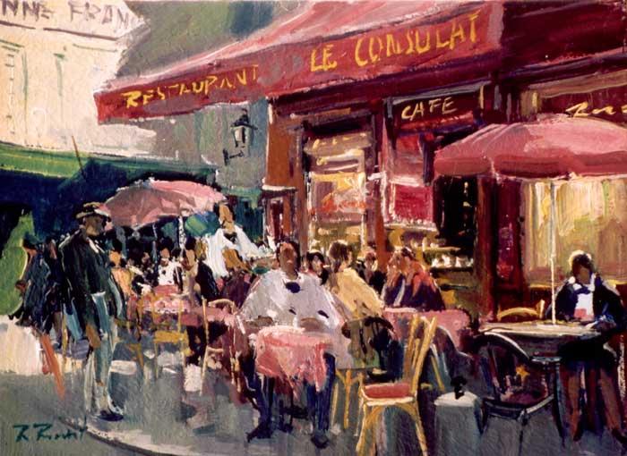 Robert Ricart | Pinturas de Paris