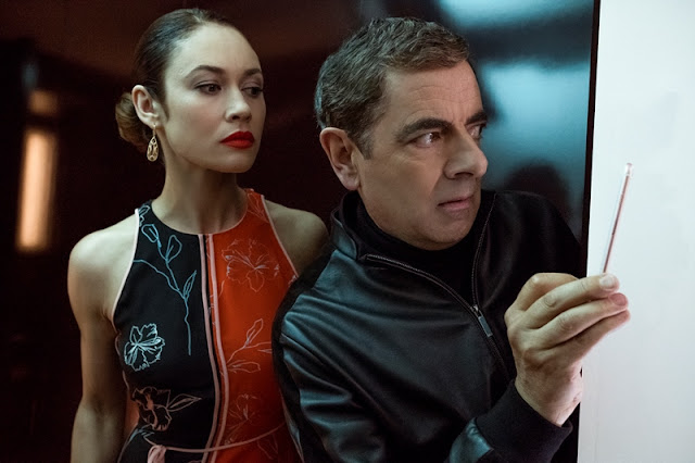 Johnny English znovu zasahuje (Johnny English Strikes Again) – Recenze