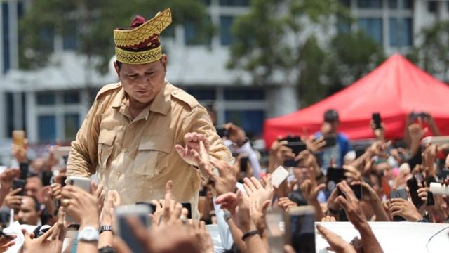 Teguran Prabowo ke Pengawalnya Dianggap Tepat