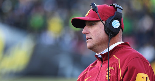 Clay Helton Nominated for Coach of the Year Award