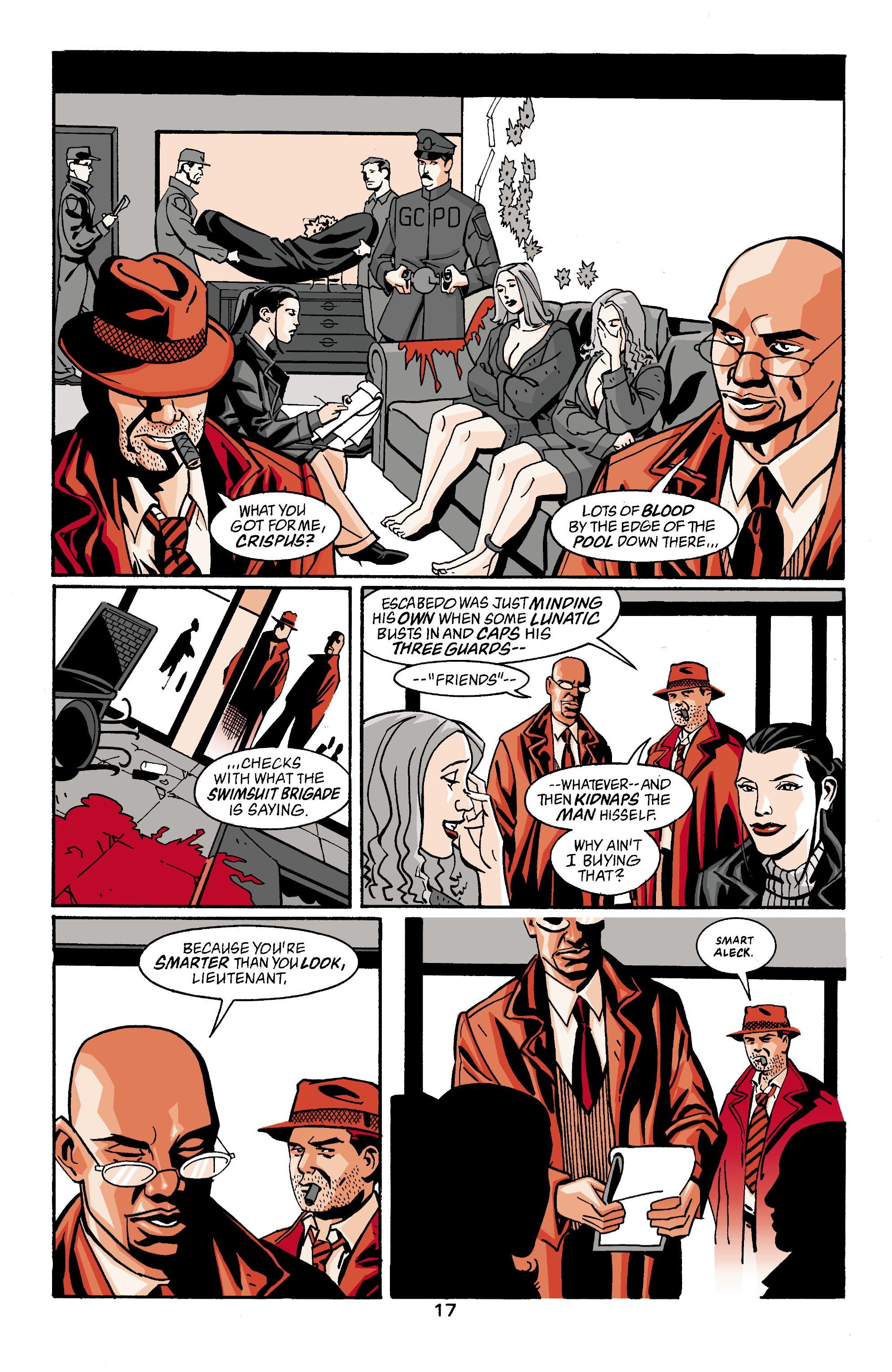 Detective Comics (1937) 744 Page 17