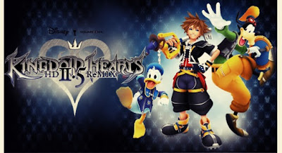 Kingdom Hearts HD PlayStation in pics