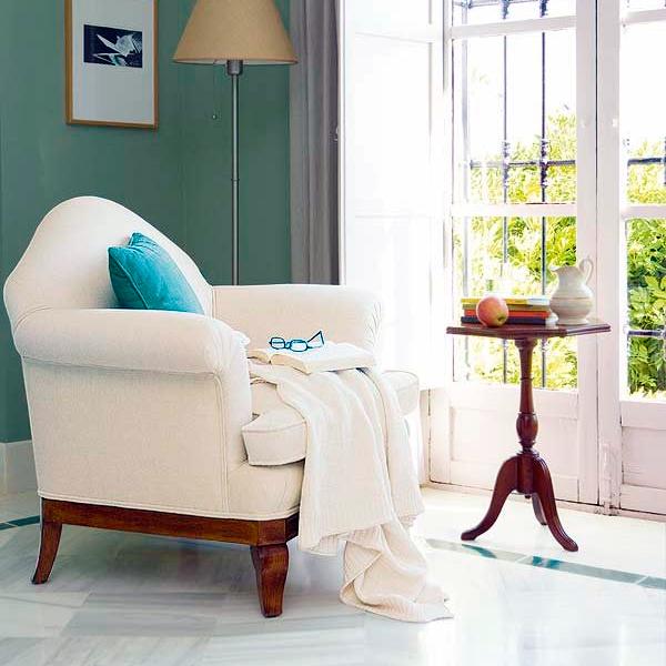 Muebles de Salón: CREAR UN RINCON CON ENCANTO EN EL SALON