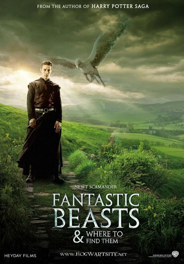 Fantastic Beasts and Where to Find Them: Simple Past