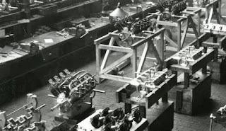 produksi mesin pesawat