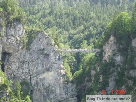 Alemanha: as pontes mais fantásticas! Marienbrücke