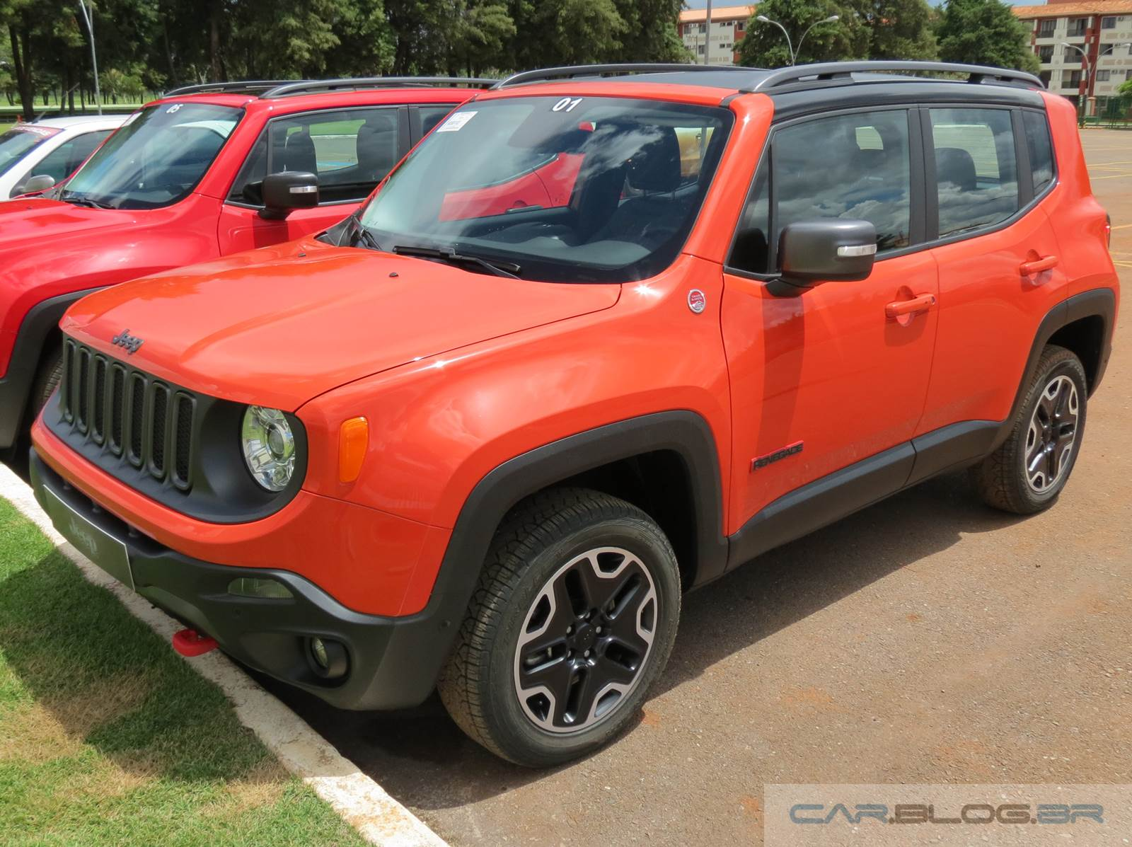 Jeep Renegade 4x4 Diesel: test-drive off-road