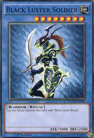 Kartu Langka Yu-Gi-Oh! Black Luster Soldier Di Hargai 100 millyar