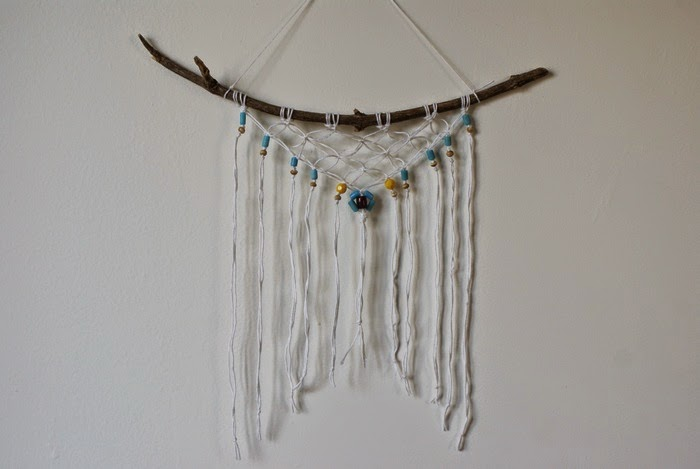 bohemian macrame decoration diy home