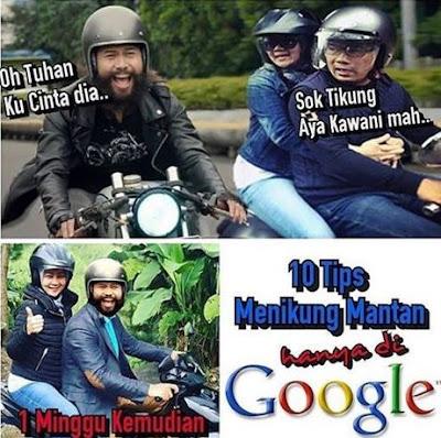 Ridwan Kamil Blunder Update Status Facebook, Tampilkan Model Iklan Brewok
