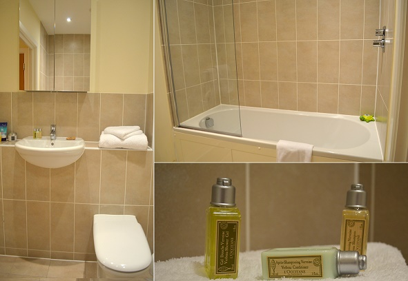 L'occitane toiletries