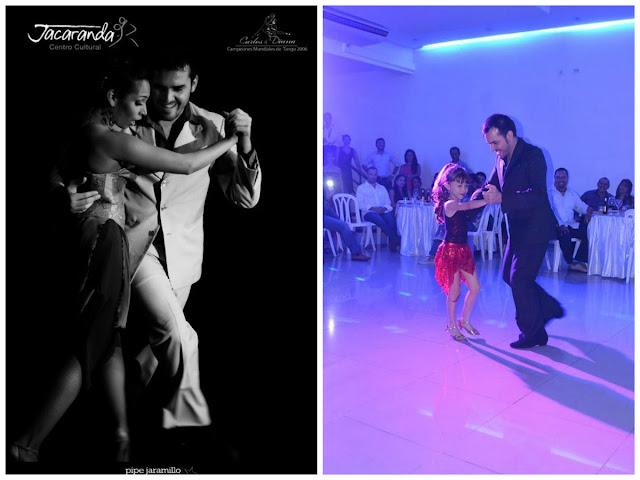 presentacion tango cali