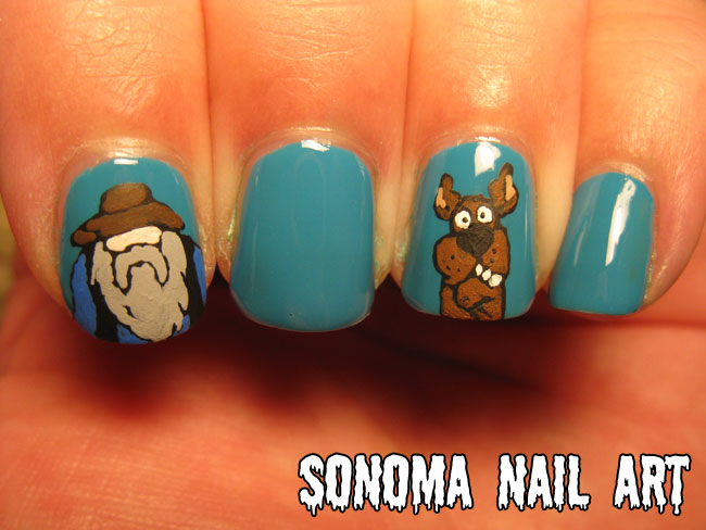 Poland Machinery Dealers Doo Mail: Sonoma Nail Art: 31 Day Nail Art Challenge: Inspired By A