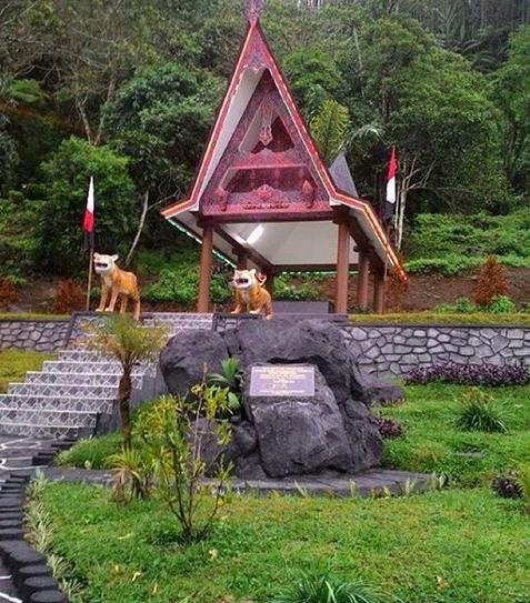 Guru Mangaloksa, Raja Batak Dari Tapanuli Utara