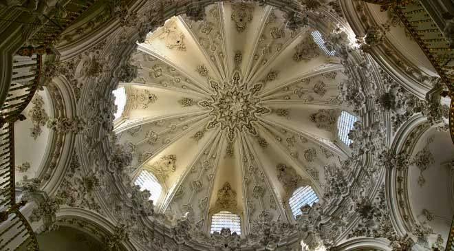 Capilla del sagrario iglesia de la Asunción