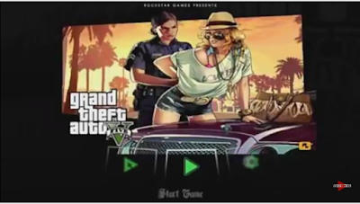 GTA Sa Mod GTA V Offline For Android