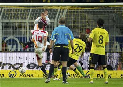 Sevilla Dortmund