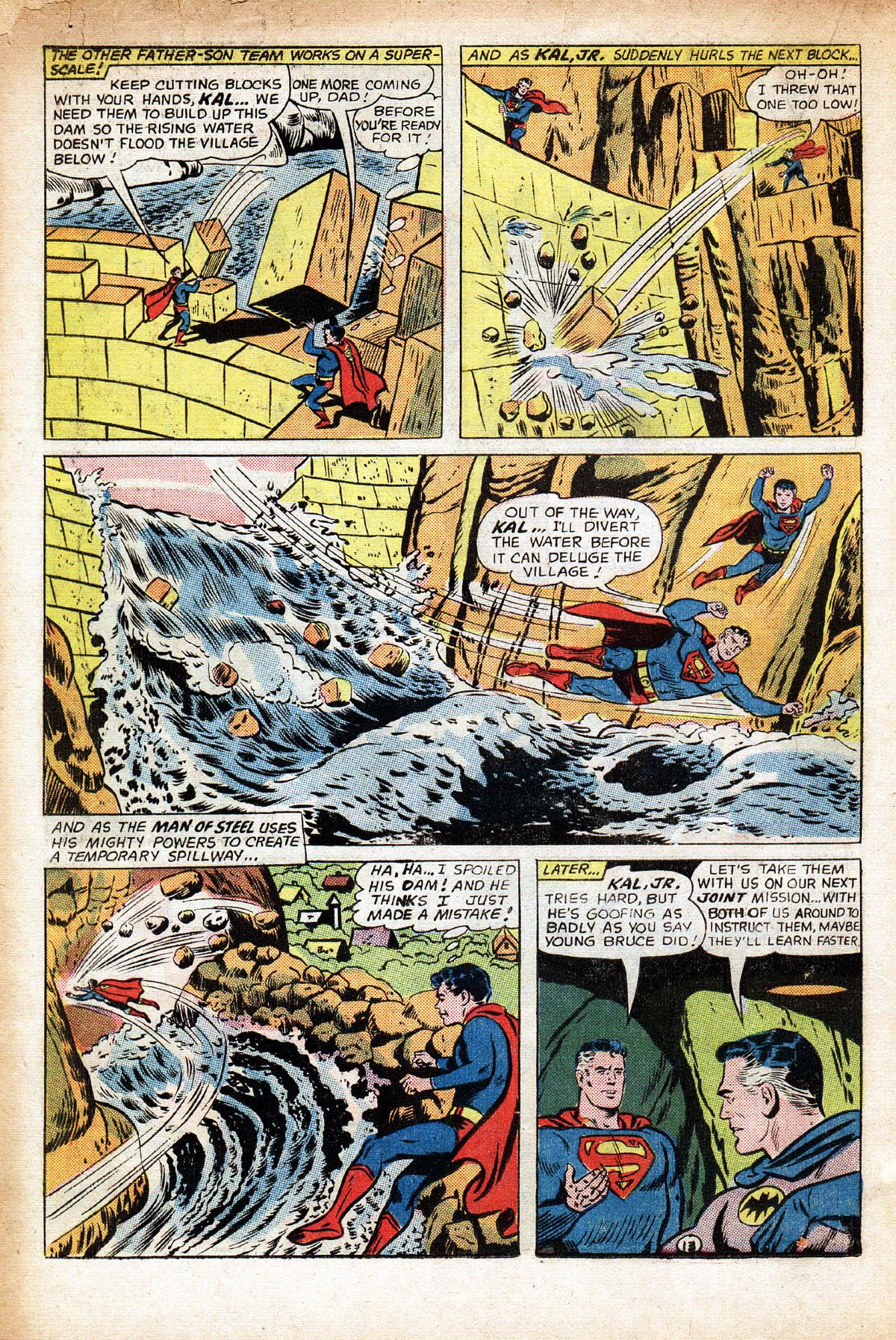 Read online World's Finest Comics comic -  Issue #157 - 18