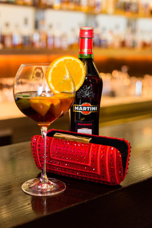 aperitif eindrücke bar martini