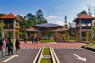 Taman Botani Shah Alam Bukit Cerakah