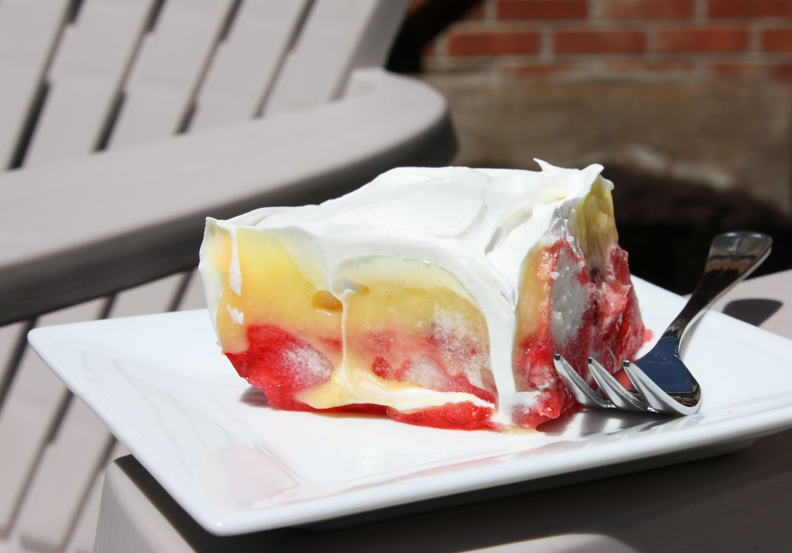 Strawberry Jello Cake Recipe With Pudding: Feel LOVD Everyday: Summertime Is Family Time